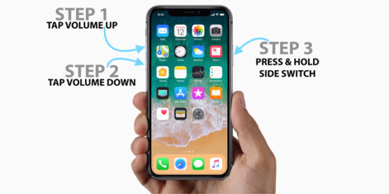 Force Restart Your iPhone