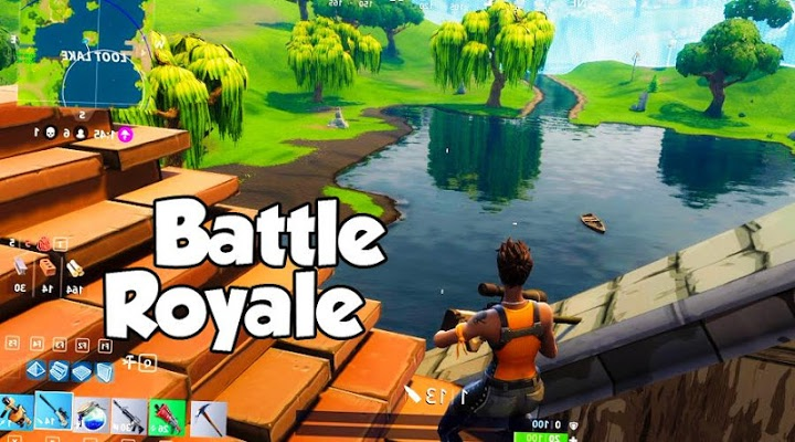 Fortnight Battle Royale: Unknown Battle