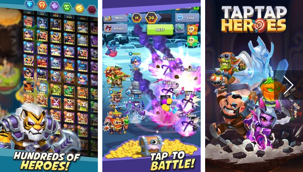 Taptap Heroes for PC