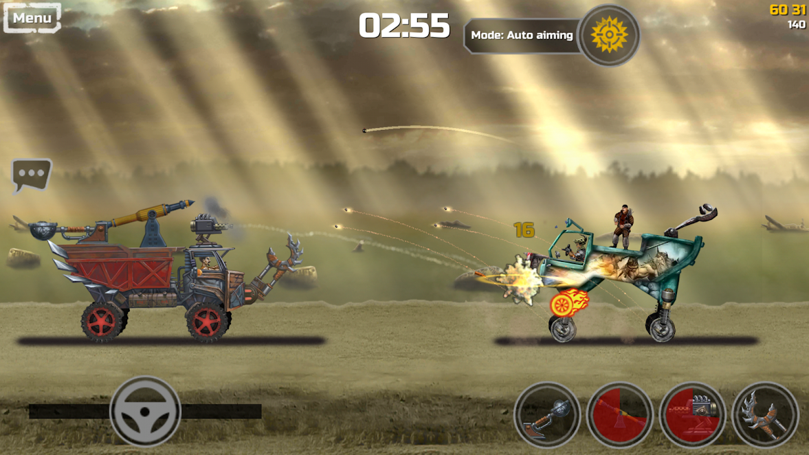 WarCars 2 for PC
