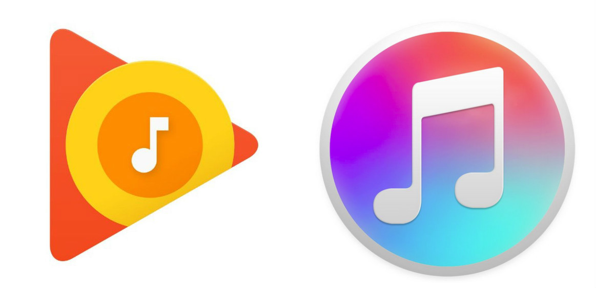 Google Play to iTunes