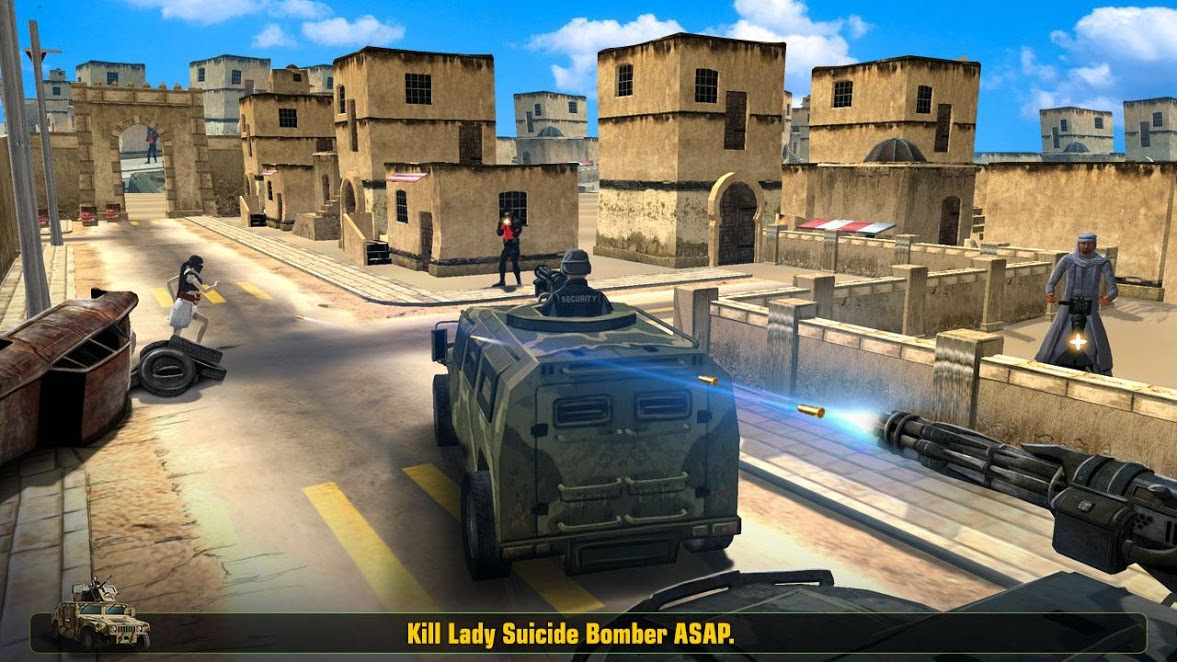 Assault Force Shooter for PC