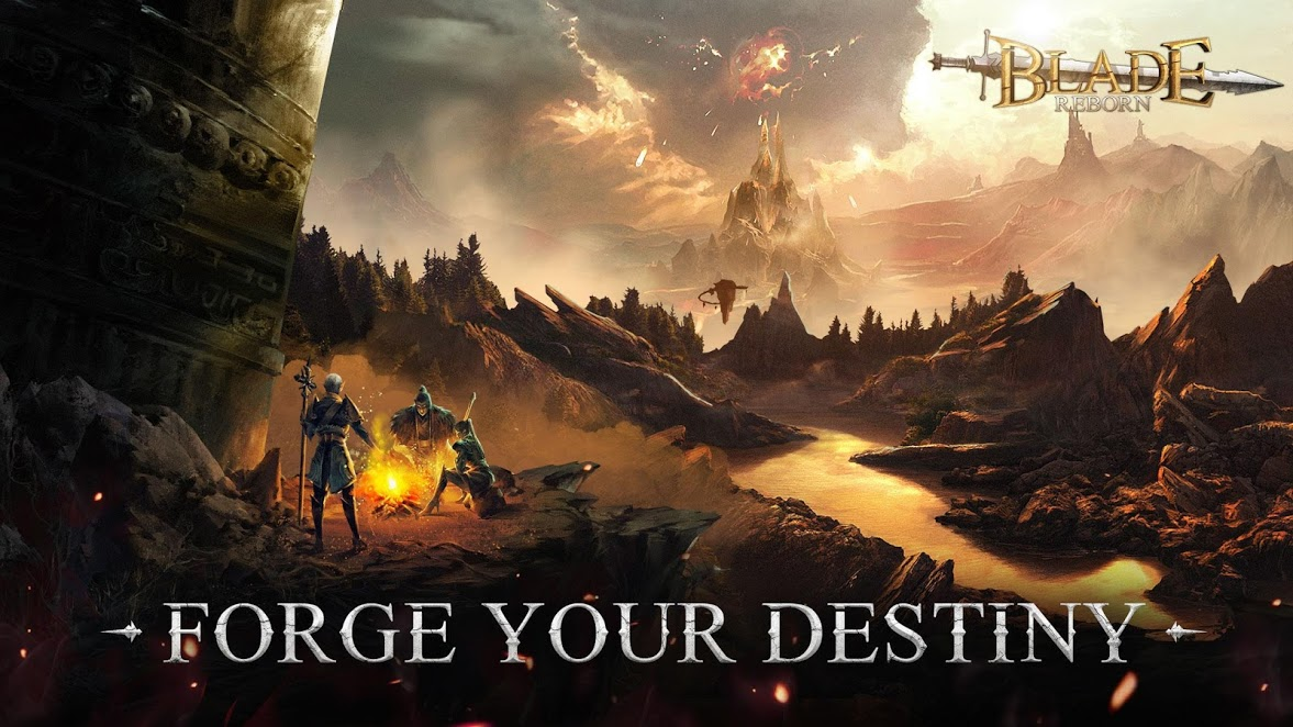 Blade Reborn Forge Your Destiny for PC