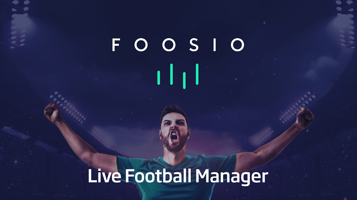 FOOSIO Live Football Manager for PC