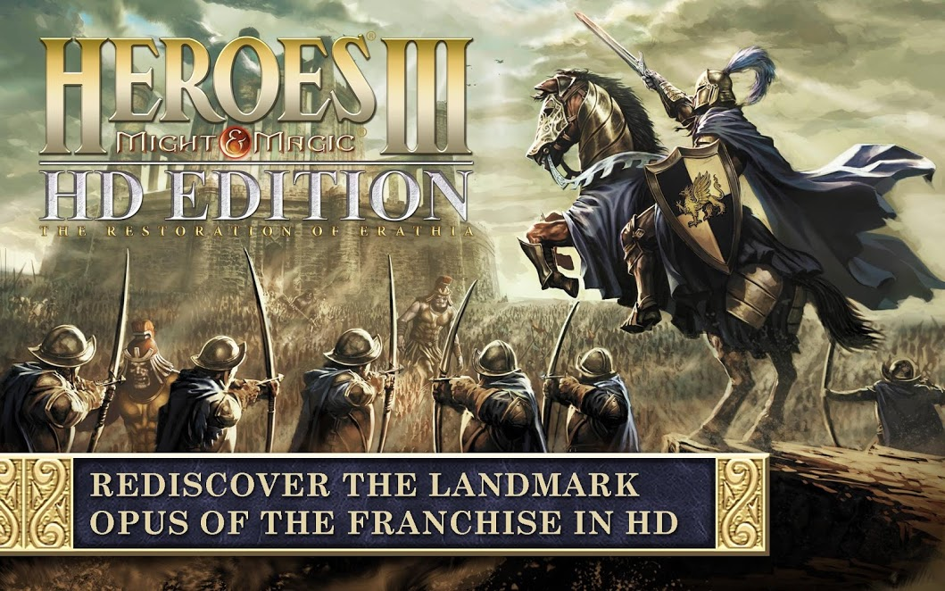 Heroes of Might & Magic III HD for PC