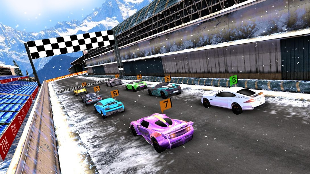 Ice Rider Racing Cars for PC