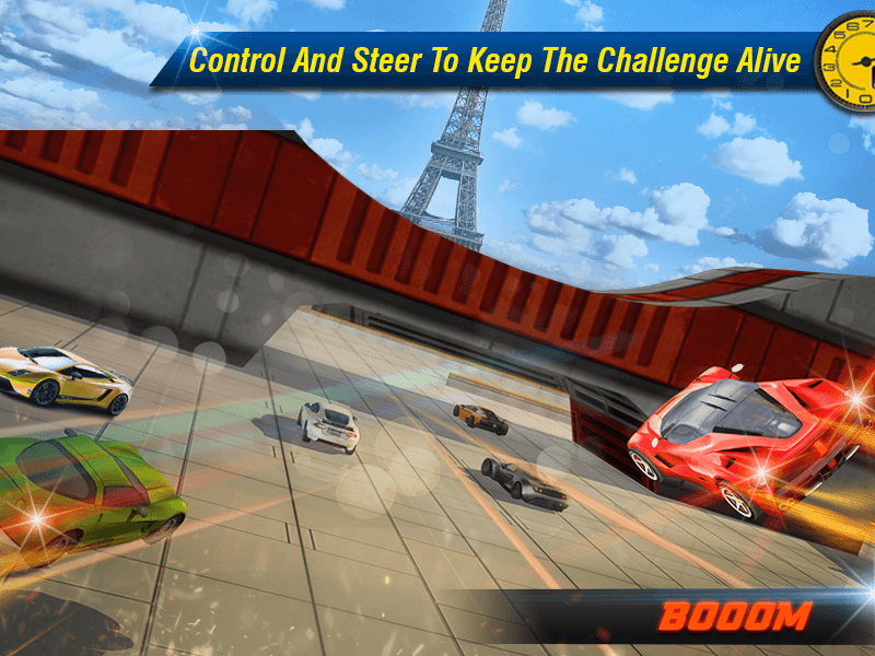 Reckless Stunt Cars for PC