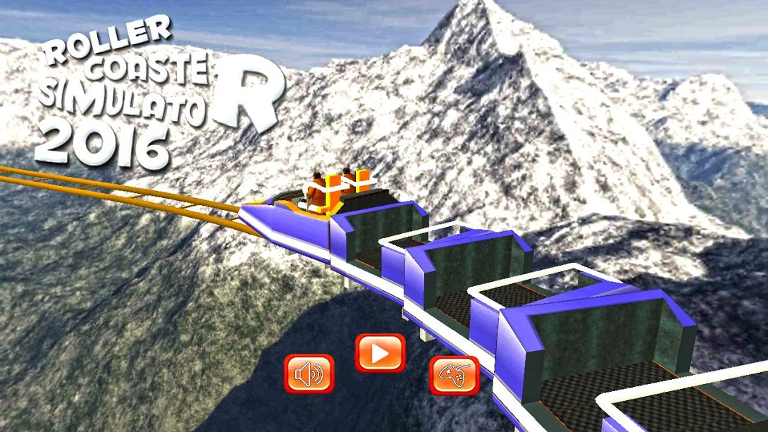 Roller Coaster Simulator for PC