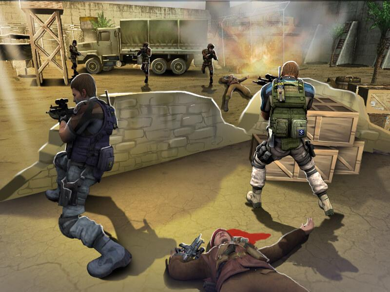 Shooting Contract Sniper 3D for PC