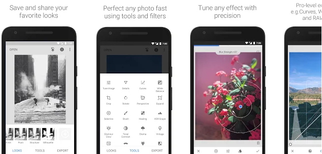 Snapseed 2.19 Apk