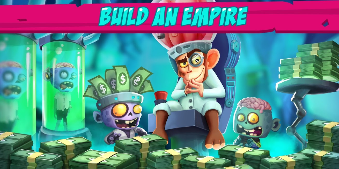 Zombies Inc: Idle Clicker for PC