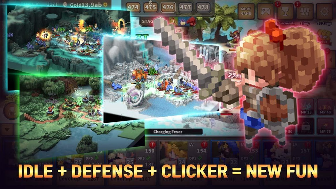 Tap Defenders for PC