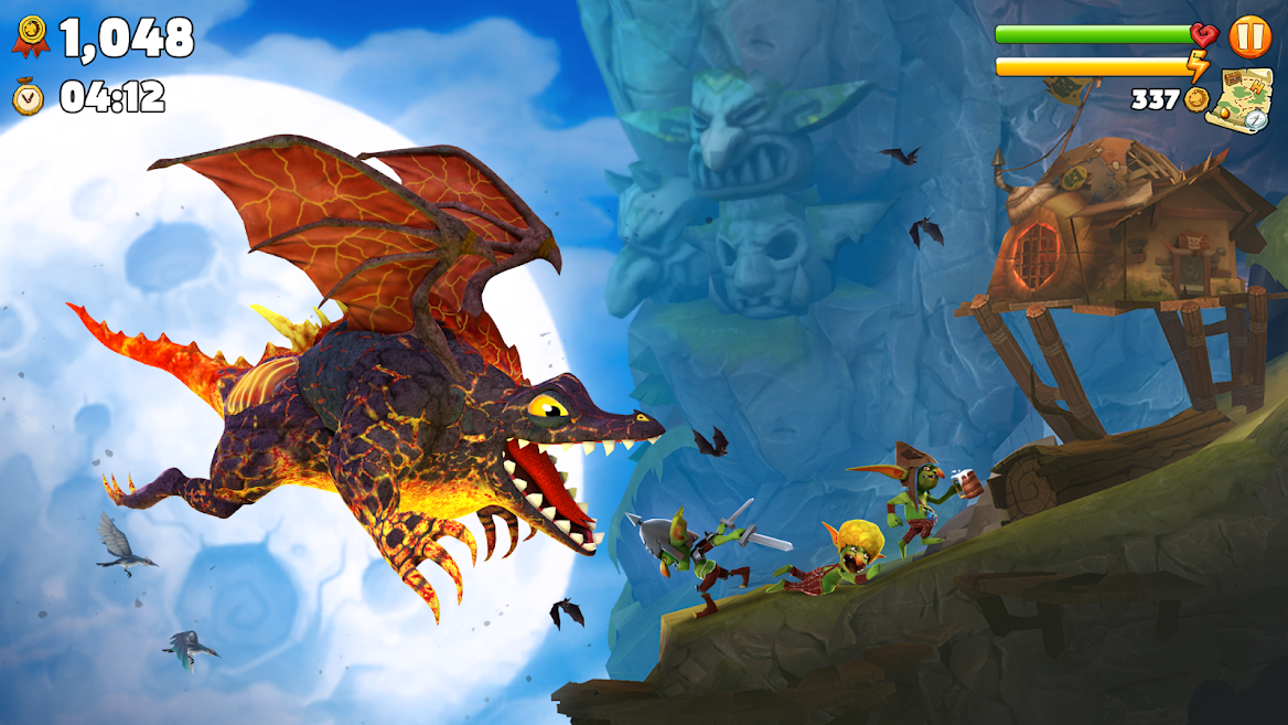 Hungry Dragon for PC