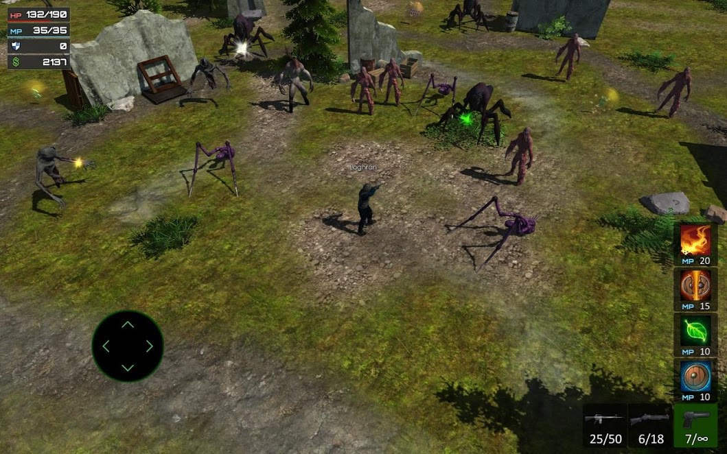 Serious Game for PC