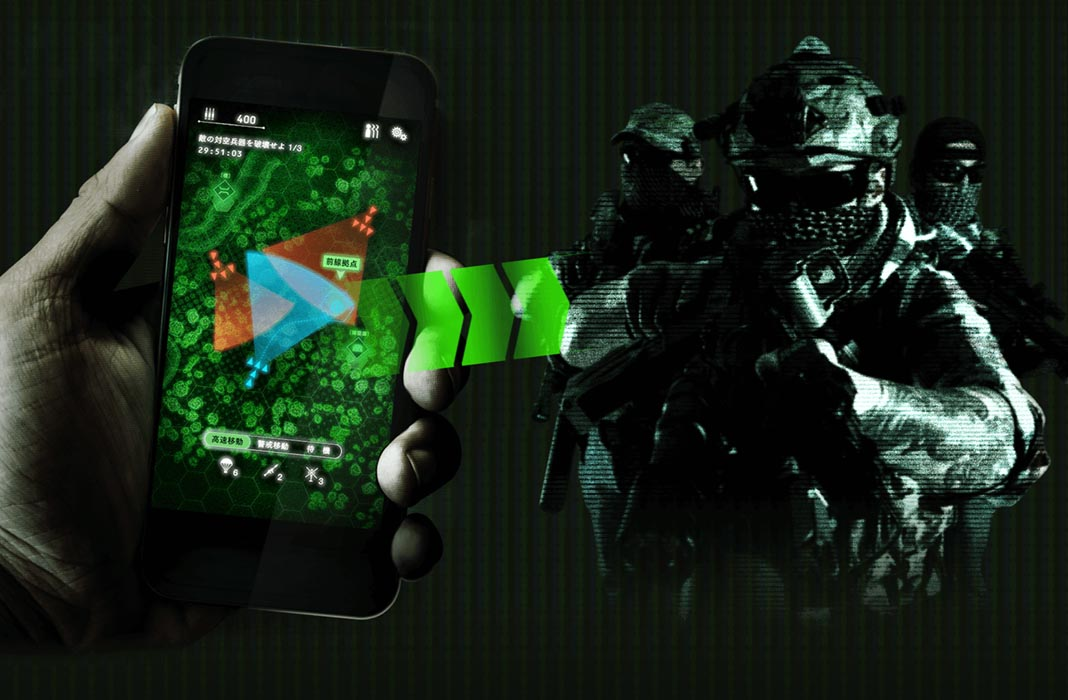BLACK COMMAND for PC