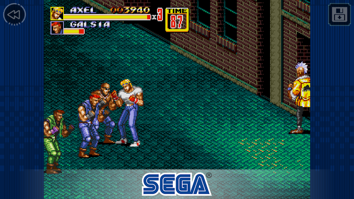 Streets of Rage 2 for PC