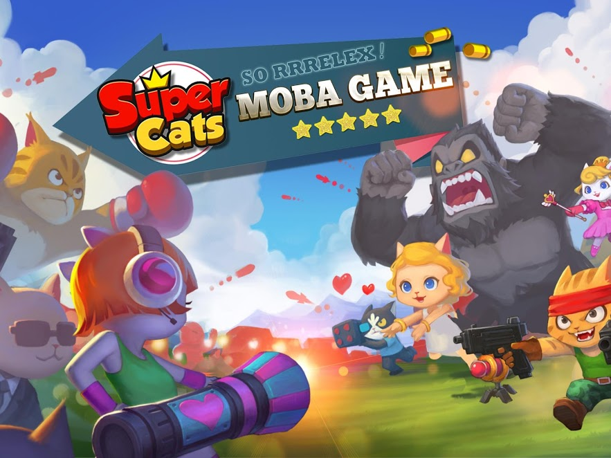 Super Cats for PC