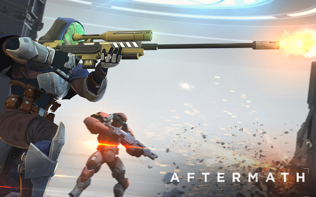 Aftermath Online PvP Shooter for PC