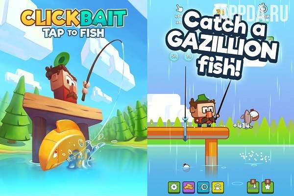 Clickbait Tap to Fish for PC