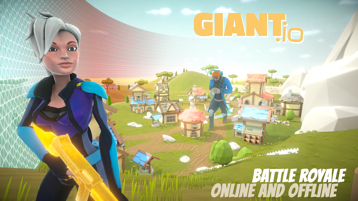 Giant.io for PC