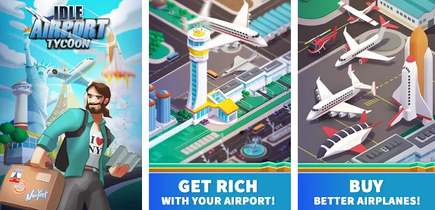 Idle Airport Tycoon Tourism Empire for PC