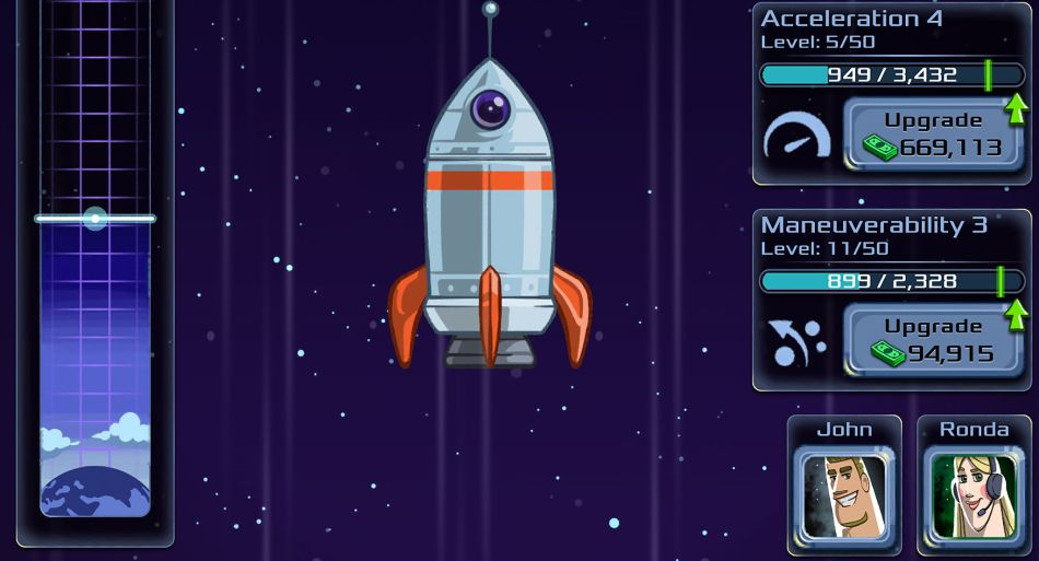 Idle Tycoon Space Company for PC
