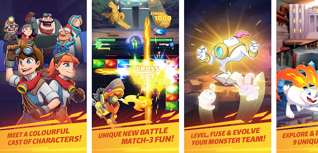 Mana Monsters - Legend of the Moon Gems for PC
