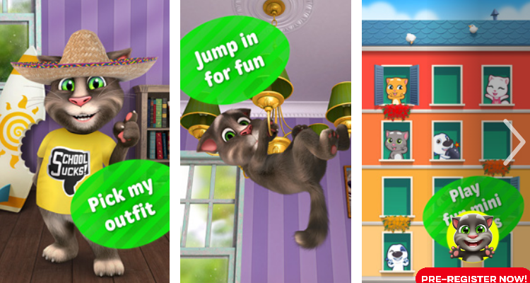 My Talking Tom 2 for PC