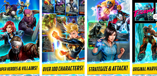 MARVEL Battle Lines for PC