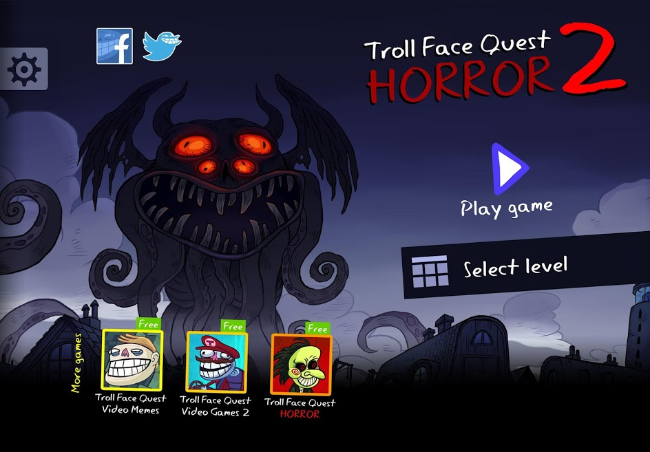 Troll Face Quest Horror 2 Halloween Special for PC