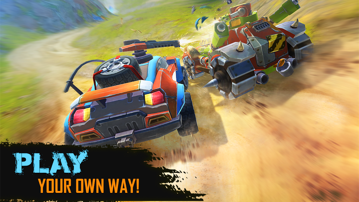 Download Cars of War for PC