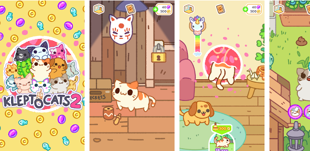 KleptoCats 2 for PC