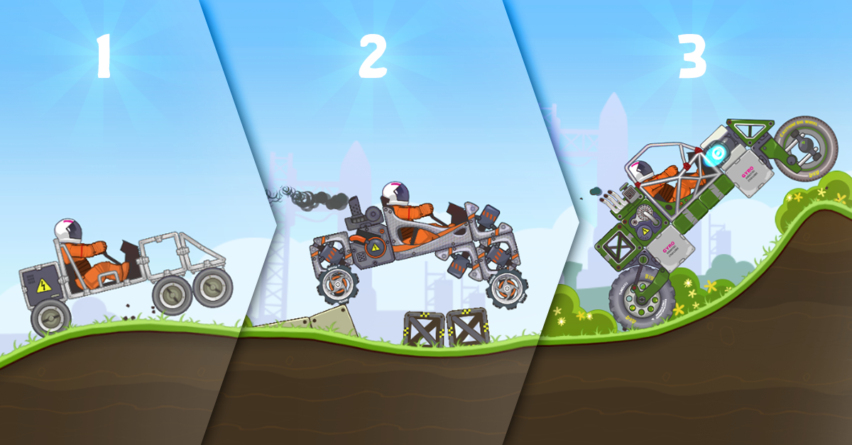 Rovercraft: Race Your Space Car for PC