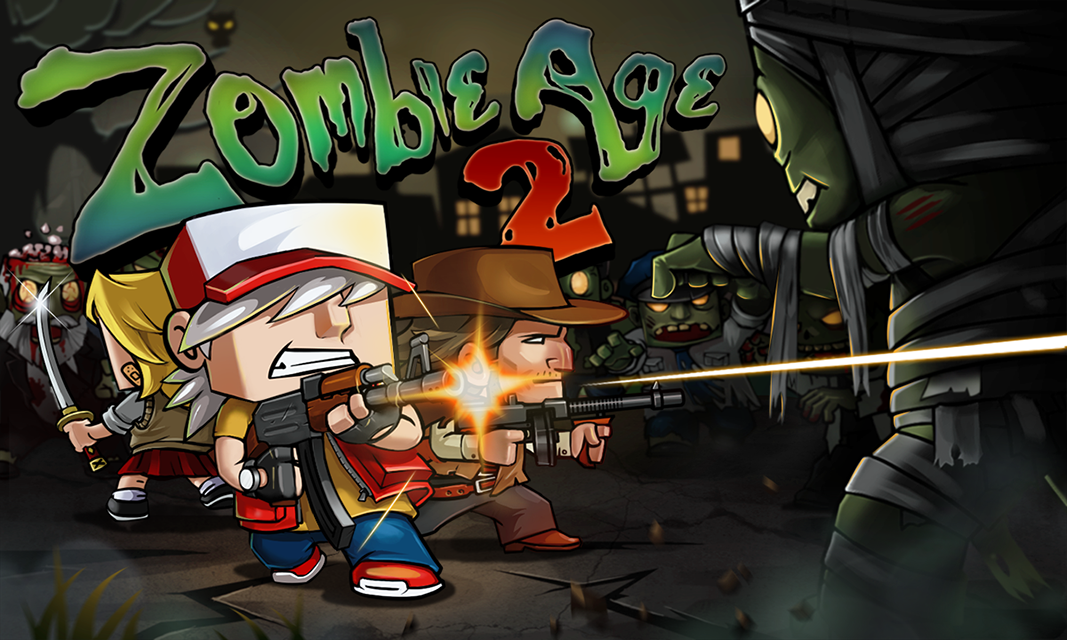 Zombie Age 2 The Last Stand for PC