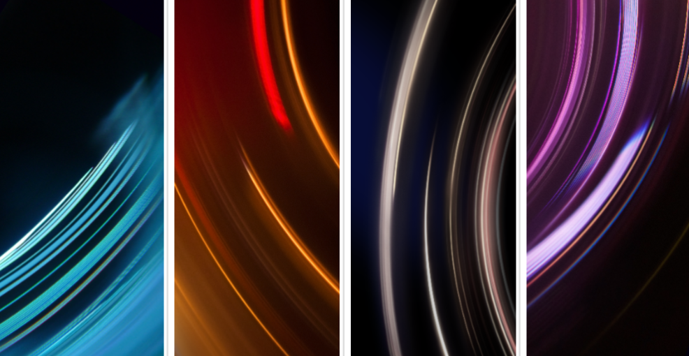 Download OnePlus 6T McLaren Edition Stock Wallpapers