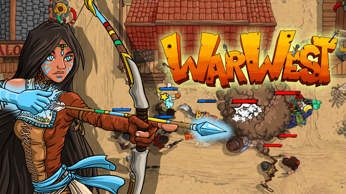 WarWest for PC
