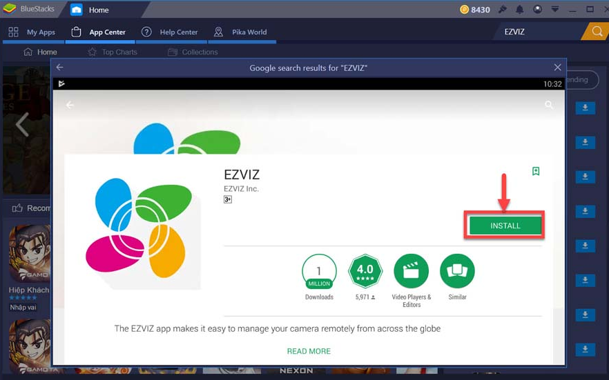 EZVIZ For PC, Windows & Mac - Free Download