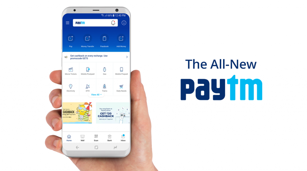 PayTM For PC, Windows & Mac - Free Download