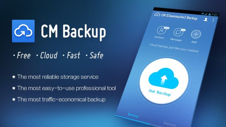 CM Backup For PC & Windows - Free Download
