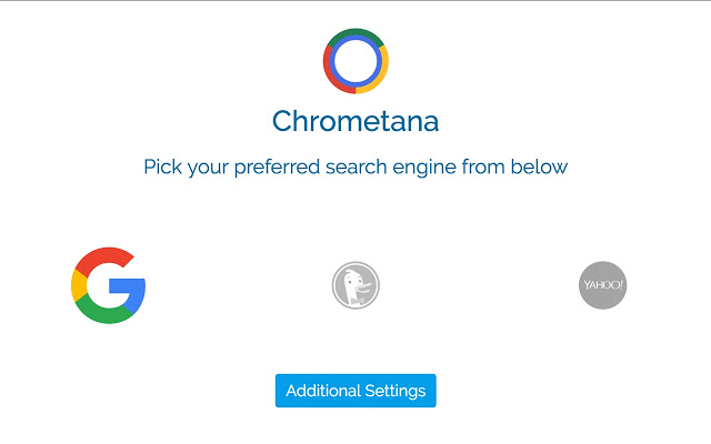 Chrometana for PC
