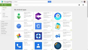 Google-Play-Store-My-Apps-PC-Version
