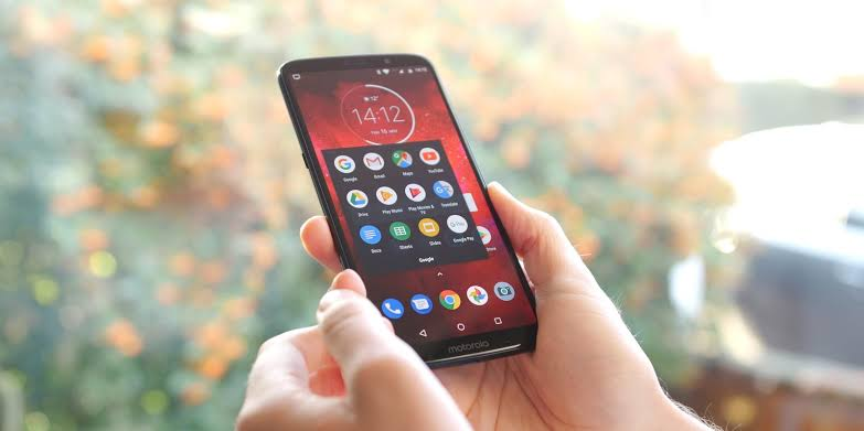 Motorola G6 Android Pie