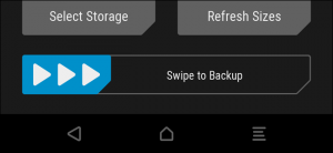 Nandroid backup- TWRP Recovery