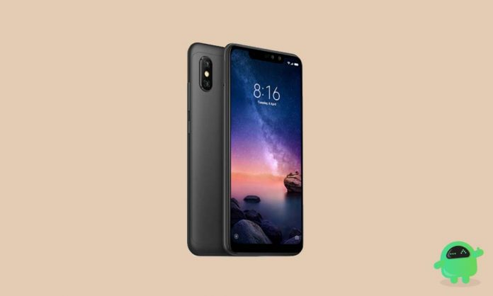 MIUI 10.2.1.0 Global Stable ROM Redmi-Note-6-Pro