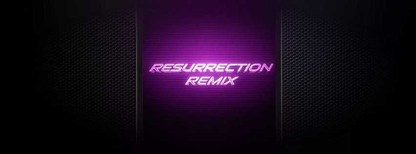Resurrection Remix Android 5.1.1 Lollipop