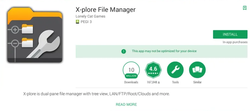 X-plore For PC, Windows & Mac - Free Downlo