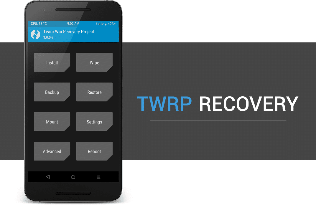 TWRP Recovery Samsung Galaxy A series