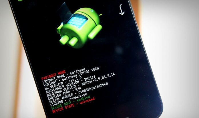 Unlock Bootloader of Android