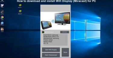 Miracast For PC & Windows - Free Download