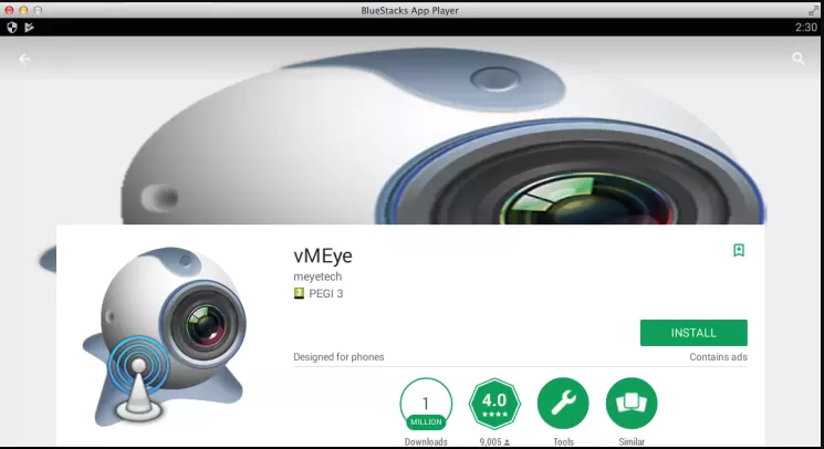 vMEye For PC, Windows & Mac - Free Download